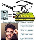 Sun City Reading Glasses Power for Men and Women