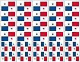 40 Tattoos: Panama Flag, Panamanian Party Favors