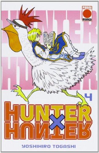 Hunter X Hunter 4 (Manga - Hunter X Hunter)