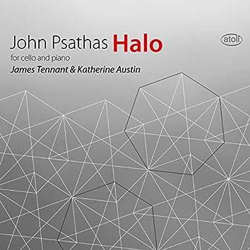 John Psathas: Halo (Version for Cello, Piano & Electronics)