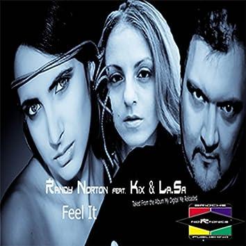 Feel it (feat. Kix, La.Sa)