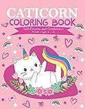 Caticorn Coloring Book: Self- Esteem and Confidence Kids Age 3-6