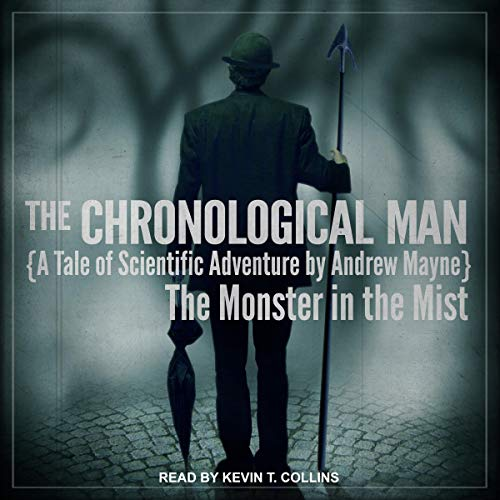 The Monster in the Mist  By  cover art