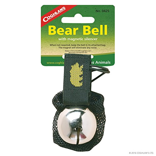 Bear Bell with Silencer