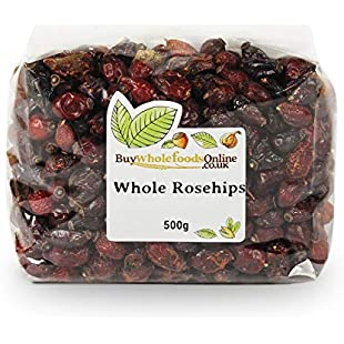 Customer reviews Whole Rosehips 500g