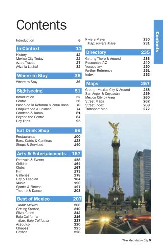 Time Out Mexico City and the best of Mexico (Time Out Guides) [Idioma Inglés]