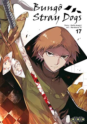 Bungô Stray Dogs, Tome 17 :
