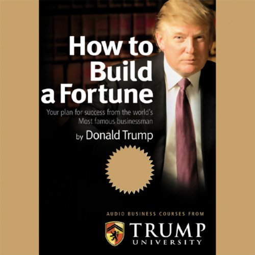 How to Build a Fortune cover art