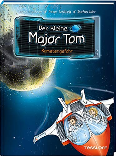 Der kleine Major Tom. Band 4: Kometengefahr