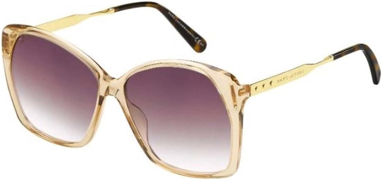 Marc Jacobs MJ614SGQRJ859 Ladies MJ 614S GQR J8 Honey gold Sunglasses