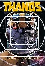 Thanos - Le conflit de l'infini de Jim Starlin
