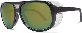 Electric Visual Stacker Matte Black/OHM+Polarized Bronze Green Sunglasses
