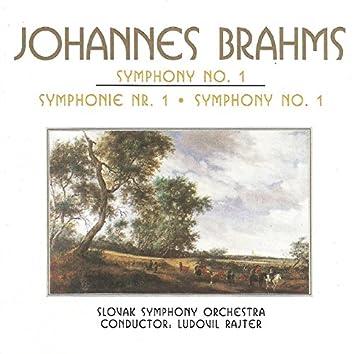 Johannes Brahms - Symphony No. 1