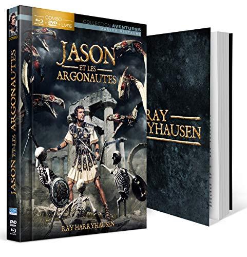 Jason et Les Argonautes [Édition Collector Blu-Ray + DVD + Livre]