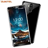 Foto OUKITEL K8 4G Smartphone Dual SIM 6.0 pollici FHD Schermo Android 8.0 Octa Core 4GB + 64GB 5000mAh Batteria Telefono Cellulare