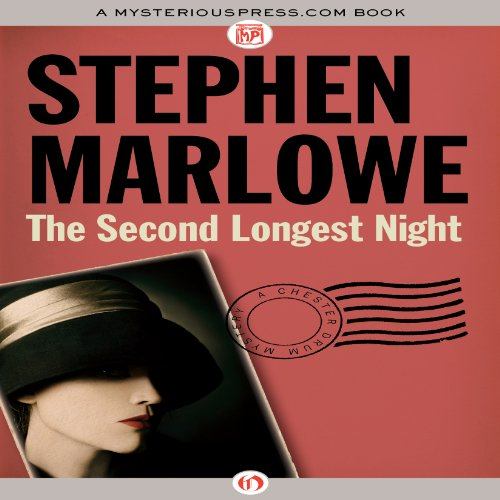 The Second Longest Night audiobook cover art