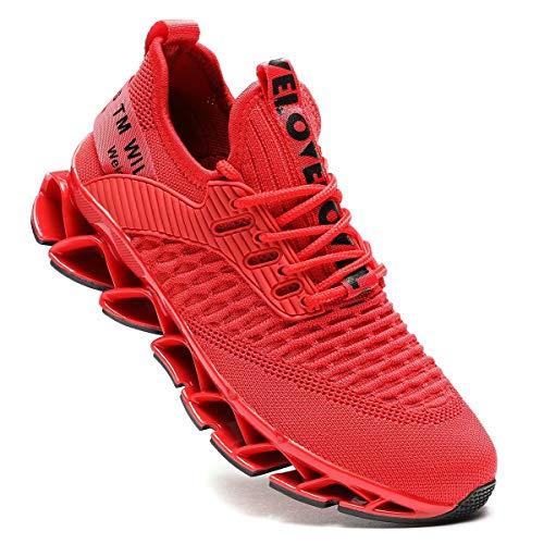 Kapsen Women#039s Fashion Sneakers Running Shoes Non Slip Tennis Shoes Athletic Walking Blade Gym Sports Shoes