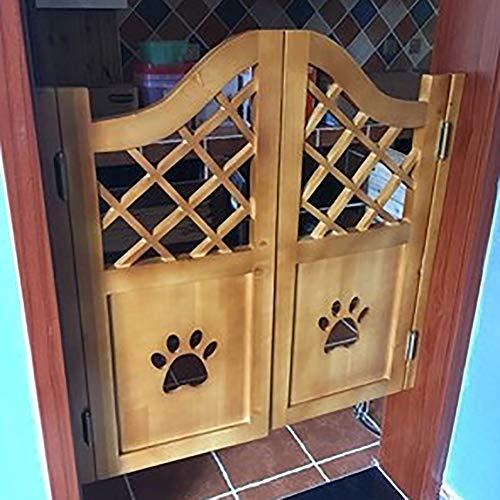 Unvollendet Saloon Tür Cafe Tür Schwingen Tür Solide Holz Bar Restaurant Küche Wandschrank Eingang Türöffnung Partition Dekor, Scharnier Inbegriffen, Unterstützung Anpassen