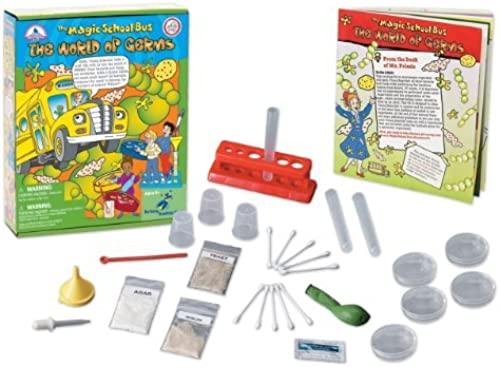 toma The Magic School Bus  The The The World of Germs by The Young Scientists Club  Tienda de moda y compras online.