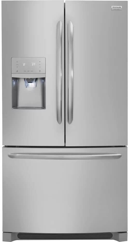 Wide French Door Refrigerator