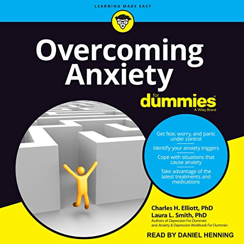 Overcoming Anxiety for Dummies cover art