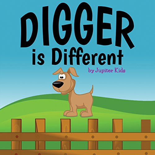Digger is Different cover art