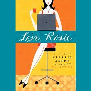 Love, Rosie (a.k.a. Rosie Dunne) audiobook cover art