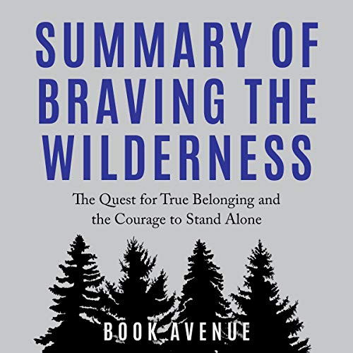 Summary of Braving the Wilderness audiobook cover art