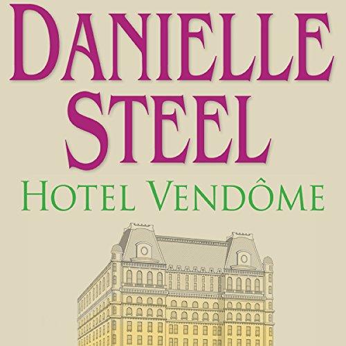 Hotel Vendôme audiobook cover art