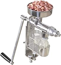 Miedyj Presse À Huile, Huile D'Extraction Manuelle De Qualité Alimentaire, Machine À Huile D'Olive Domestique En Acier Ino...