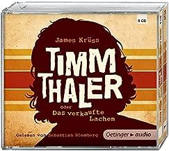 Timm Thaler oder Das verkaufte Lachen (5 CD): Autorisierte Lesefassung