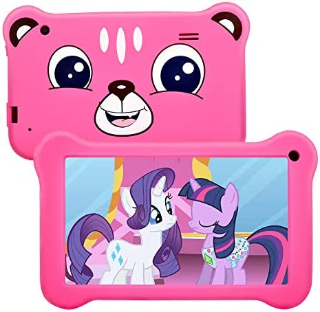 Tablet for Kids 7 inch Kids Tablet 2GB RAM 16GB ROM Android 9 0 Tablet Parent Control IPS HD product image