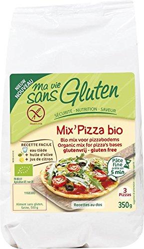 Ma Vie Sans luten Mix' Pizza 350 g 1 Unité