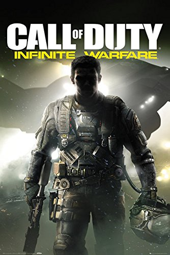 empireposter Call of Duty-Infinite Warfare-Key Art-Games Shooter Poster formaat 61x91,5 cm, papier, kleurrijk, 91,5 x 61 x 0,14 cm