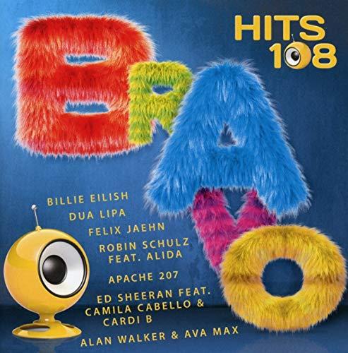 Bravo Hits,Vol.108
