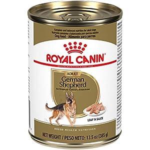 Royal Canin Breed Health Nutrition German Shepherd Loaf in Sauce Wet Dog Food