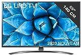 LG 55UN74006LB Televisor 139,7 cm (55') 4K Ultra HD Smart TV WiFi, Rockv Negro