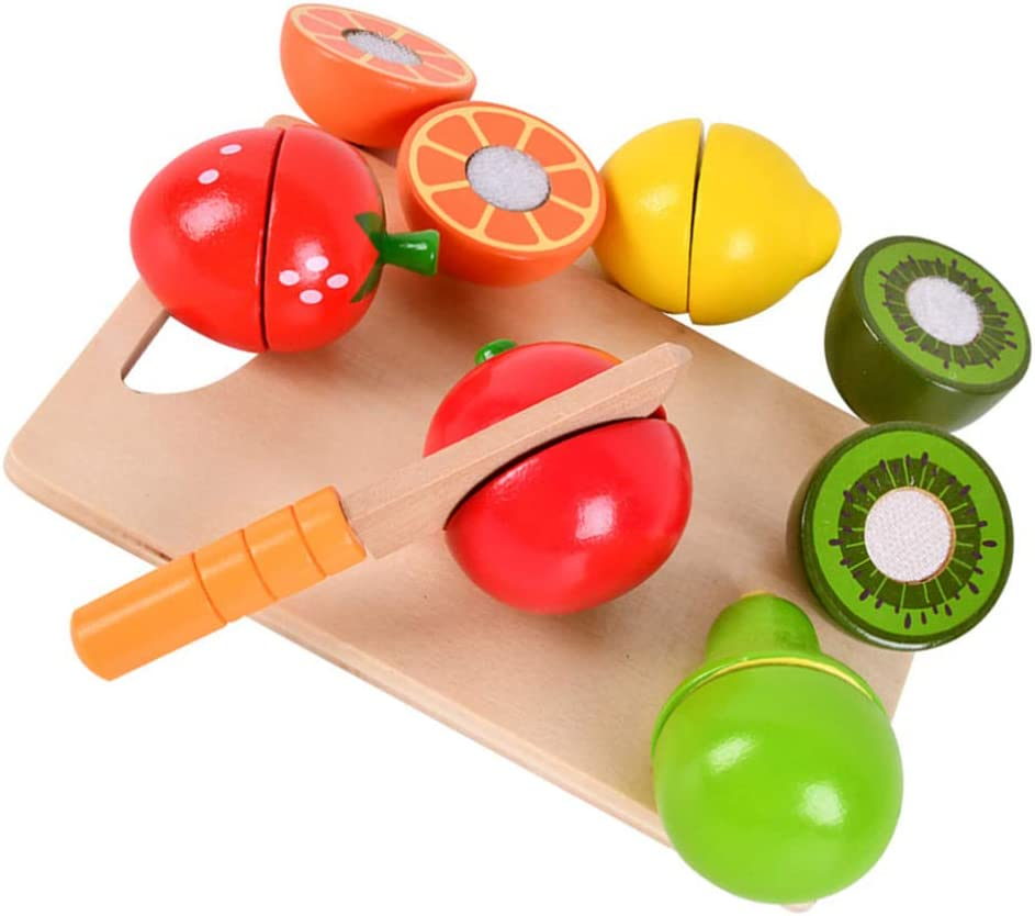 TOYANDONA 1 Set Direct stock discount Kids Kitchen Veg Discount mail order Pretend Picnic Playset Toy