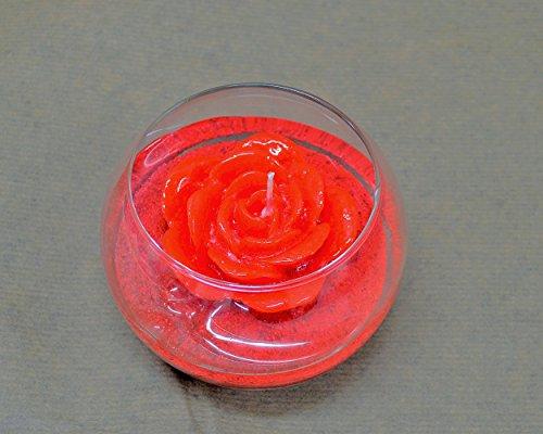 5 litri Home Damigiana in Vetro con Cesto in Plastica Coperchio in colori assortiti