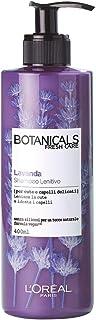 L'Oréal Paris Shampoo Botanicals, Shampoo Idratante per Capelli Delicati, Lavanda, 400 ml