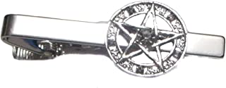 Fashion Jewelry ~ Supernatural Pentagram Tie Clips
