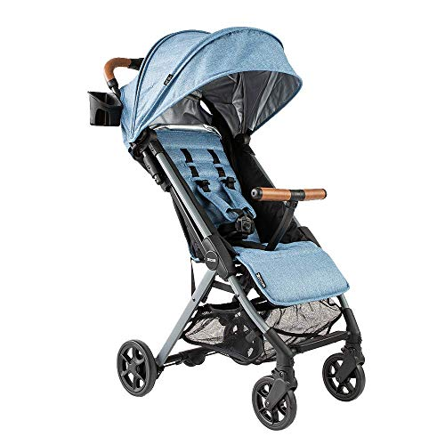Zoe Trip Stroller - The Ultimate Lightweight and Compact Stroller with Umbrella for On-The-Go Parents