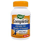 Nature's Way - Completia Diabetic Multivitamin, 90 tablets