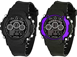 Upto 40% off on Combo Watches