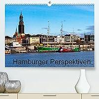 Hamburger Perspektiven (Premium, hochwertiger DIN A2 Wandkalender 2022, Kunstdruck in Hochglanz): Ein Besuch in der alten, neuen Hansestadt (Monatskalender, 14 Seiten )