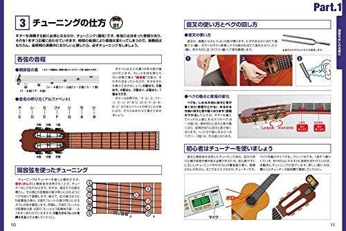 DVD&CDでよくわかる!はじめてのクラシック・ギター(DVD、CD付き)(アコースティック・ギター・マガジン)