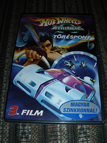 Hot Wheels 3: Acceleracers - Breaking Point / Torespont (2006) / English, Hungarian, Czech and Polish Sound Options [European DVD Region 2]