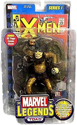 alta calidad MARVEL LEGENDS TOAD SERIES I I I MOC by Marvel  Mercancía de alta calidad y servicio conveniente y honesto.