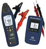 PCE Instruments Kabelsuchgerät PCE-CL 10 / Kabelsucher/Kabelsuchgeräte für spannungslose sowie spannungsführende Leitungen