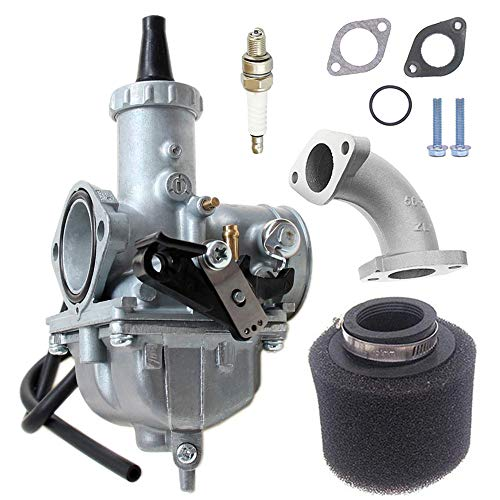 RICH CAR Carburateur pour Moto Mikuni VM22 110 CC 125 CC 140 CC 26 mm